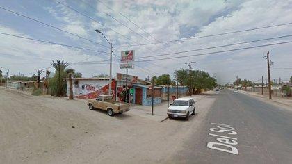 Santa Isabel es una pequeña ciudad con edificios de una sola planta (Captura de pantalla: Google Maps)
