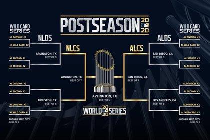 La Postemporada Serie Mundial de Béisbol