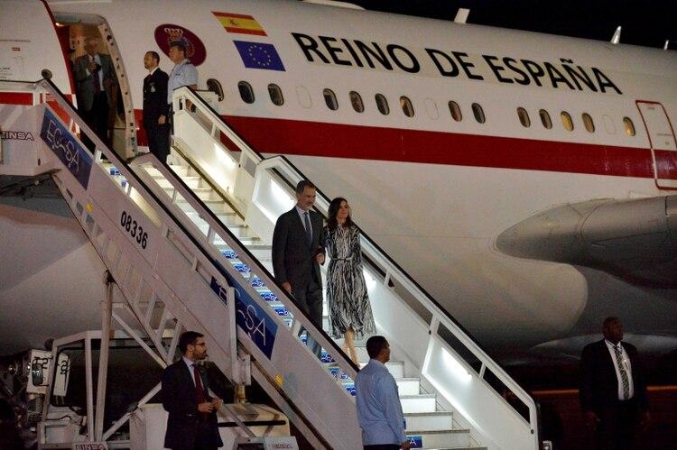 En La Habana permanecerán hasta el mediodía del jueves, 14 de noviembre, cuando se desplazarán a Santiago de Cuba para dar allí por concluida la agenda de este viaje (REUTERS)