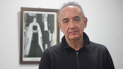 Miguel Bustinduy, el principal opositor de la UTA y hombre cercano a Hugo Moyano