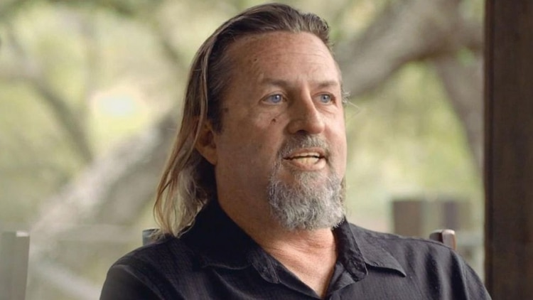 Darin Routier se divorció de su esposa recién en 2011, siempre creyó en su inocencia (The Last Defense)