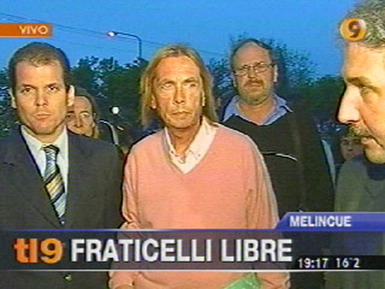 Placa de Telenueve, Canal 9: el contenido es elocuente.