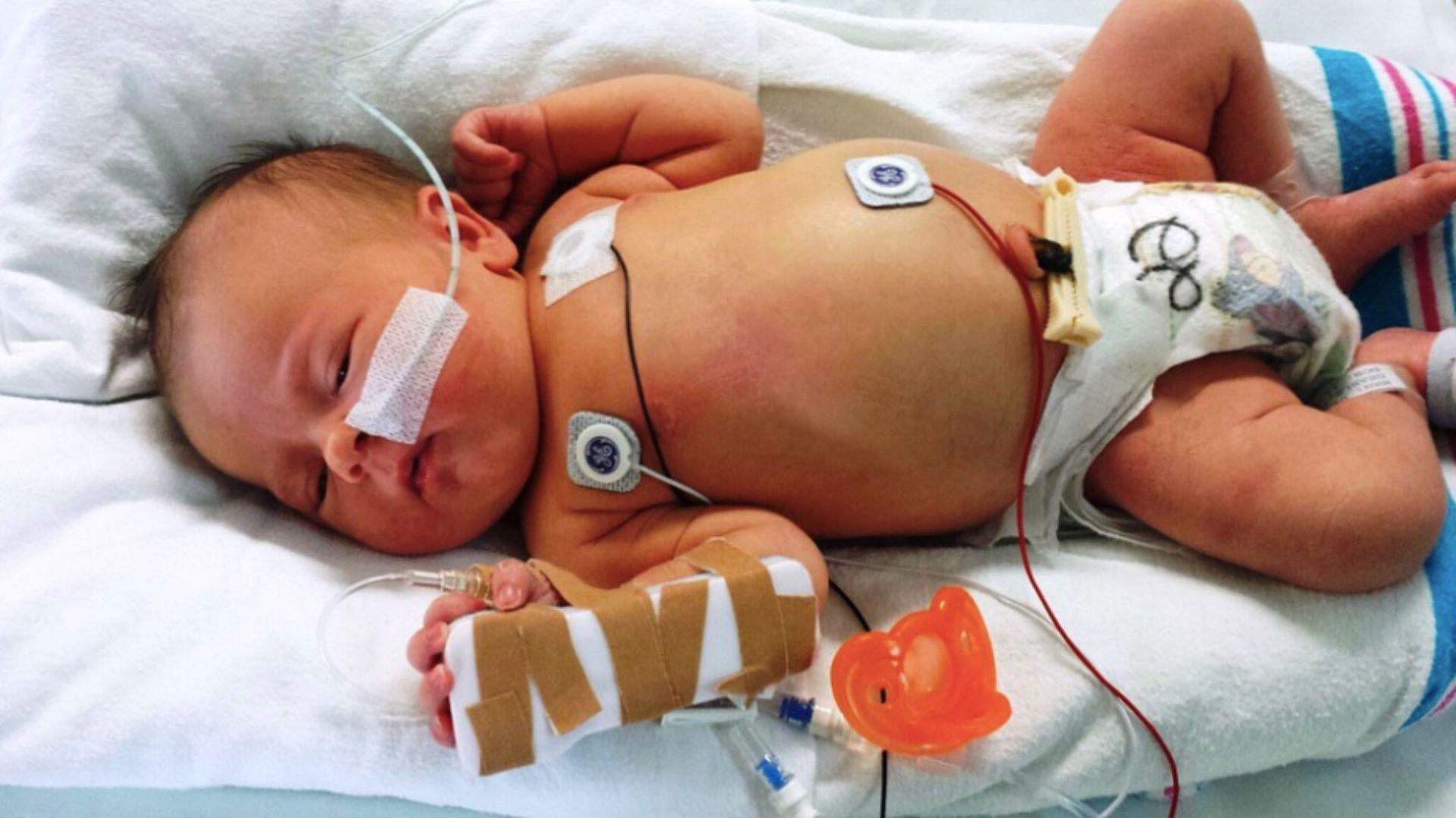 Ni el vientre ni la placenta pueden protegerlos de las partículas PM 2.5 (Foto: Pixabay)