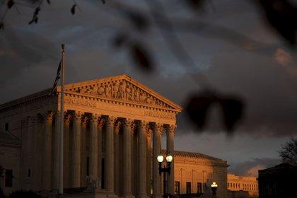 The U.S. Supreme Court in Washington. Photographer: Stefani Reynolds/Bloomberg