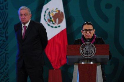 Rosa Icela Rodríguez inspira confianza en el mandatario nacional (Foto: Cuartoscuro)