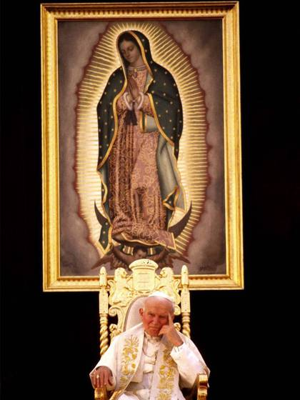 El 21 de septiembre de 1992, México había reanudado relaciones diplomáticas con el Estado Vaticano. (Foto: Cuartoscuro)