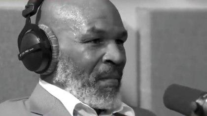 Tyson reveló el momento en que sintió que tocó fondo