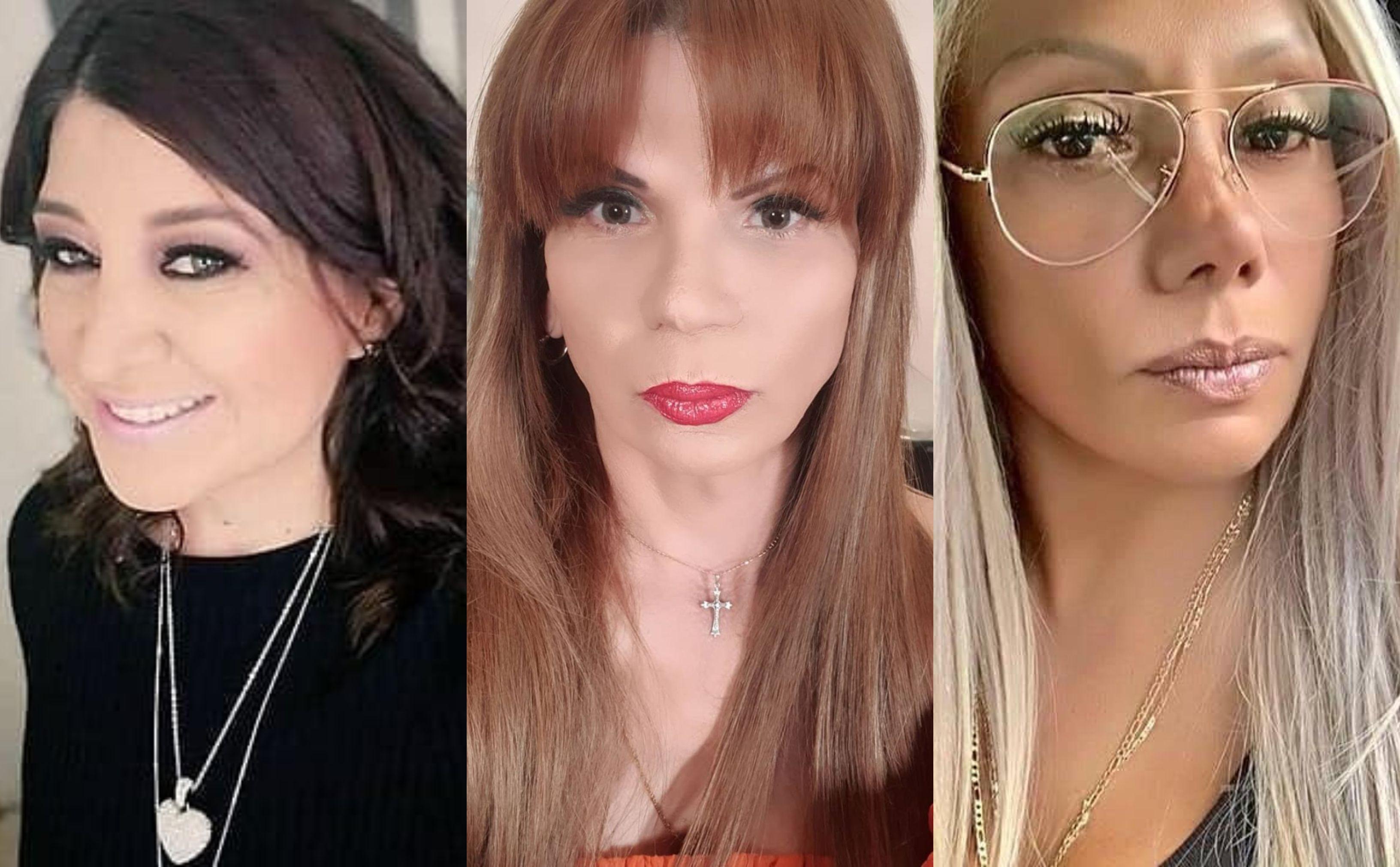 Laura Rivas, Mhoni Vidente y Bruja Zulema deparan cambios significativos en el mundo (Foto: Instagram @soylaurarivas/@mhoni1/@brujazulematv)