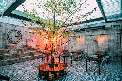 Mar del Plata, también, tiene su bar de vinos: Cava Federal. El lugar procura congregar gente de todas las edades y para ello tiene espacios para todos los gustos