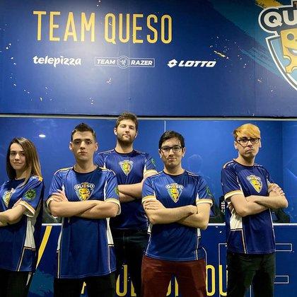 Team Queso cuenta con secciones en Clash Royale, Fortnite, Brawl Stars, PUBG Mobile y otros videojuegos (Foto: Instagram @teamquesogg)