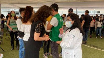 UNAM entregó lista de académicos y administrativos para que sean considerados en vacunación contra COVID
