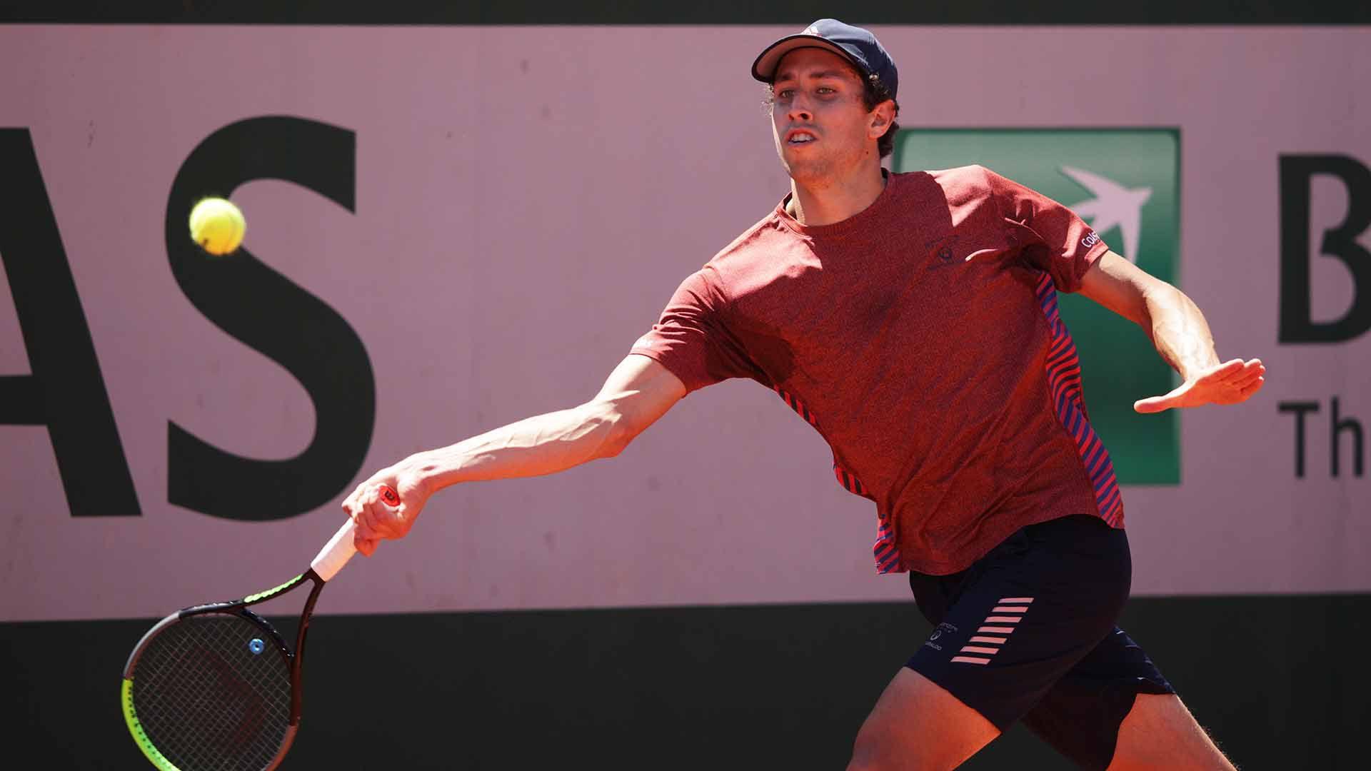 Guido Pella - Roland Garros - 30052021