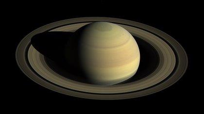 Saturno parecerá ser sobrepasado por Júpiter en el cielo - CARNEGIE SCIENCE/NASA