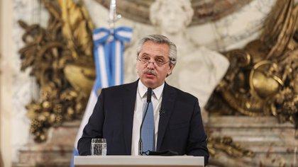 El Presidente presentó la reforma judicial