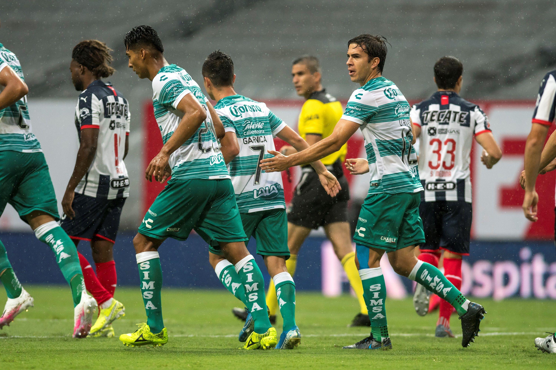 Santos Laguna no tendrá participación en la Liga MX este fin de semana (Foto: EFE)
