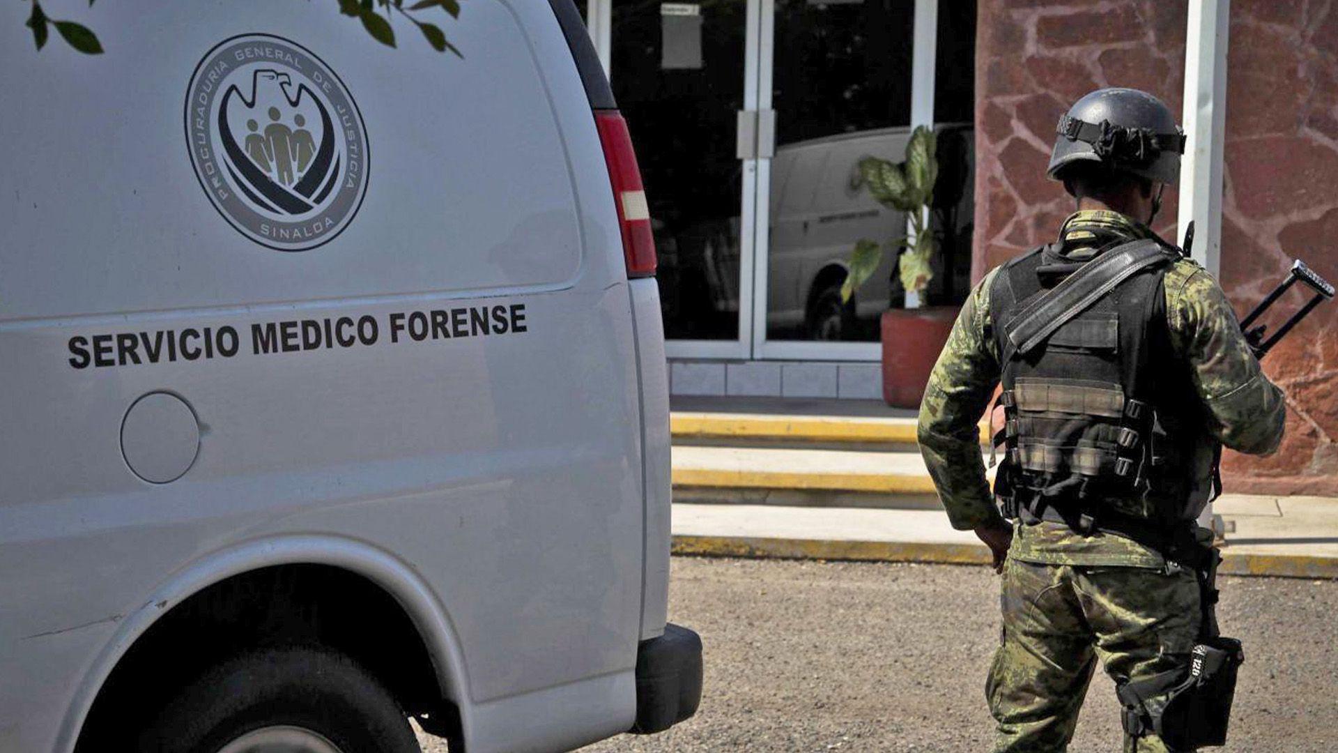 escenas del crimen Culiacán  (Foto: Cuartoscuro)
