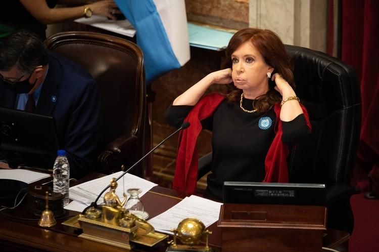 Cristina Kirchner convocó la sesión para este jueves a las 14.