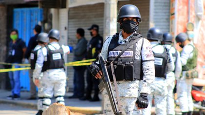 Alfonso Durazo destacó lo que se logrado en materia de seguridad en los últimos dos años (Foto: Cuartoscuro)