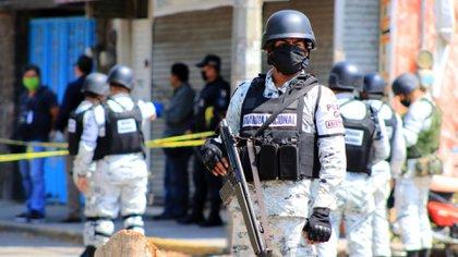 La SCJN determinará la constitucionalidad de la Guardia Nacional (Foto: Cuartoscuro)