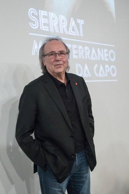 """El cantautor catalán está en México con su gira de conciertos """"Mediterráneo Da Capo"""" (Foto: Isaac Esquivel /CUARTOSCURO)"""