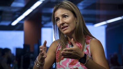 Ministra de Educación porteña, Soledad Acuña