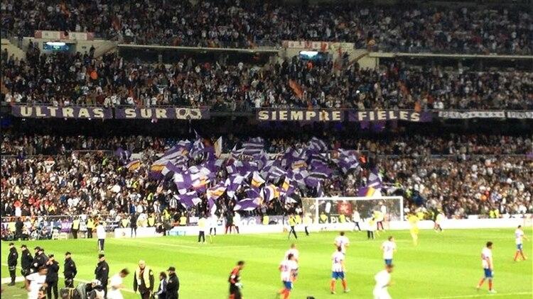 Como Logro El Real Madrid Terminar Con Los Ultras Sur Los Barras