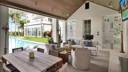 La nueva mansión de Sylvester Stallone en Palm Beach ( The Grosby Group )