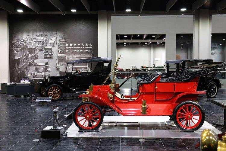 El Museo Toyota es el más grande de Japón.
