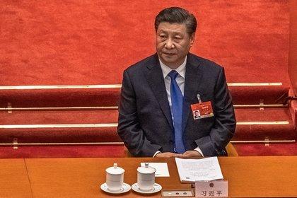 El presidente chino, Xi Jinping,.EFE/EPA/ROMAN PILIPEY/Archivo