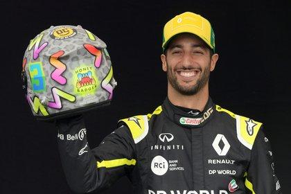Daniel Ricciardo podría ser un candidato a ocupar el lugar que quedó en Ferrari  (Reuters/ Tracey Nearmy/ File Photo)