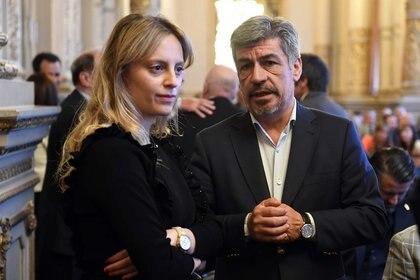 José Elorza, el ahora desplazado secretario de la Comisión de Selección (Maximiliano Luna)