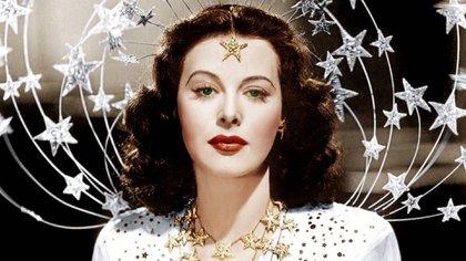 Hedy Lamarr, uno de los mitos del cine.