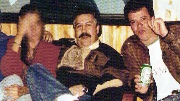 Escobar y su jefe de sicarios, Jhon Jairo Velásquez Vásquez