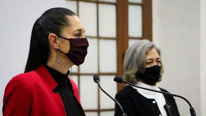 Claudia Sheinbaum informó que no se destituirá del cargo a ninguna persona porque son necesarios para dar la información necesaria para esclarecer los hechos (Foto: CDMX).