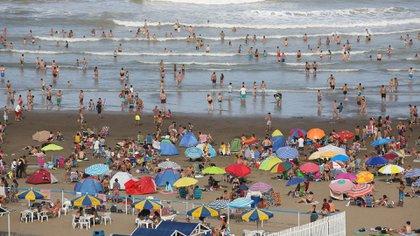 Las playas de la provincia de Buenos Aires fueron las más visitadas por los turistas. En total, viajaron por el país más de 7,2 millones de argentinos a mediados de enero