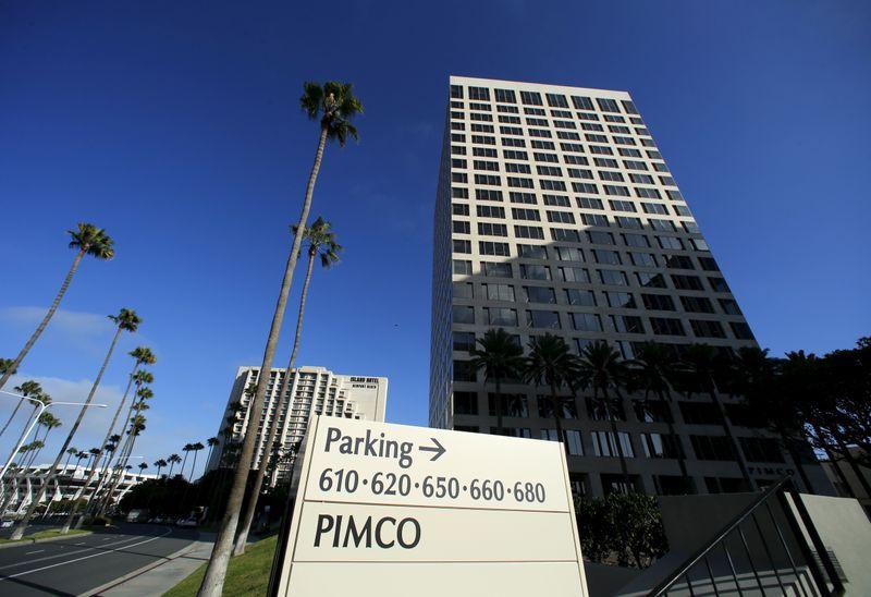 Las oficinas de Pacific Investment Management Co (PIMCO) en Newport Beach, California. REUTERS/Mike Blake