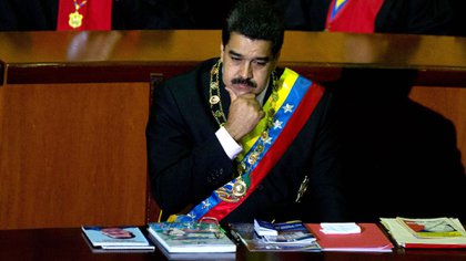 Nicolás Maduro(AP)