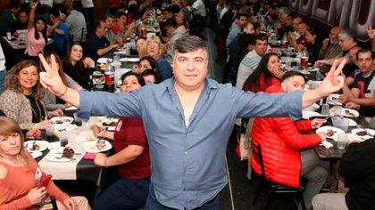 Ramón Muerza, apoyado por Hugo Moyano, intentará nuevamente ganarle las elecciones a Armando Cavalieri