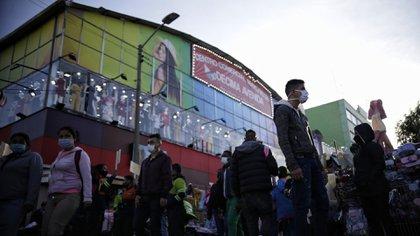 Comerciantes agobiados por nueva cuarentena en Bogotá