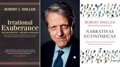 """En 2000 Shiller tituló """"Exuberancia irracional"""", una frase de Alan Greenspan, un libro en el que contó el fenómeno del day trading y la burbuja de internet. Y ahora acaba de publicar """"Narrativas económicas"""", un recorrido de más de cien años hasta el fenómeno del bitcoin"""