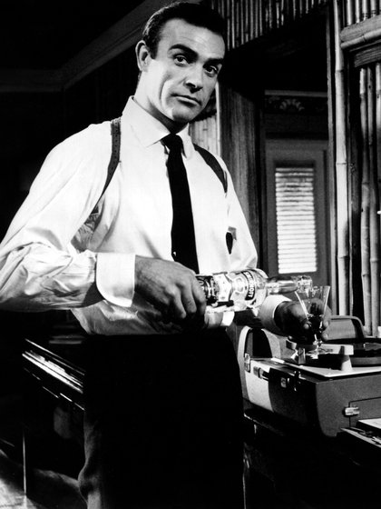 Connery fue crítico de las decisiones de los productores (Foto: Moviestore/Shutterstock)