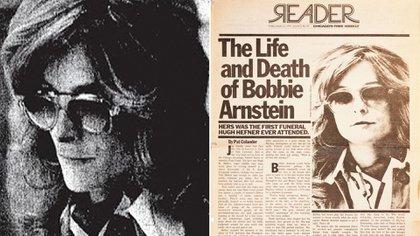 """La muerte de Arnstein conmocionó a Hefner y el fundador de Playboy acusó al gobierno de perseguir a su """"mano derecha"""""""