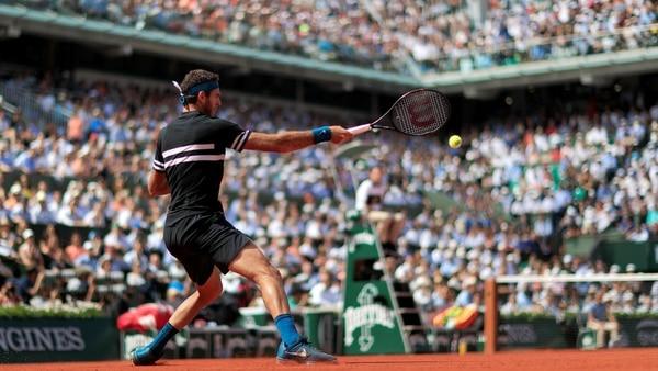 El argentino sueña con disputar su segunda final en Grand Slam (REUTERS/Gonzalo Fuentes)