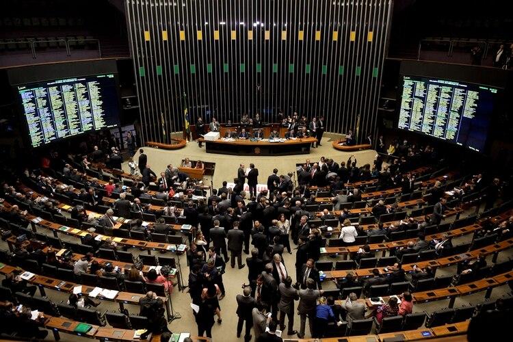 Congreso de Brasil (AFP)