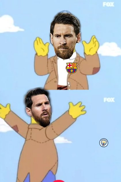 Messi ha aprendido a amar al Barcelona de Koeman... No, a quien quiere engañar.