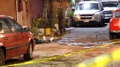 En lo que va del 2019, suman 14.603 homicidios dolosos, de acuerdo con el Secretariado Ejecutivo del Sistema Nacional de Seguridad Pública (Foto: Cuartoscuro)