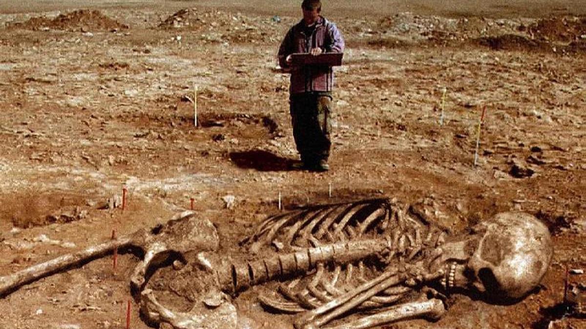 Existieron los gigantes?: todas las respuestas de la arqueología ...