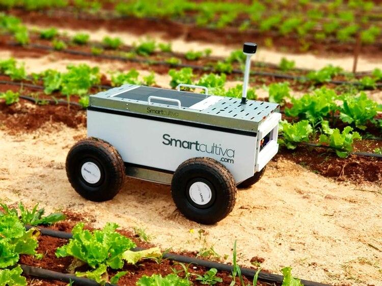 El primer prototipo robótico de la empresa