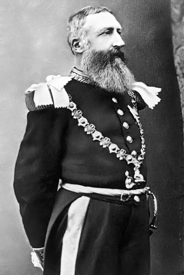 Rey Leopoldo II de Bélgica (Wikipedia)