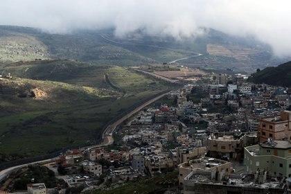 Israel atacó en respuesta blancos del ejército sirio cerca de la frontera